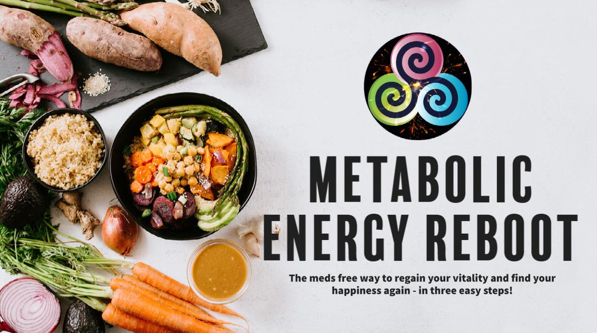 Metabolic Energy Reboot